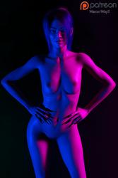 Vibeke van der Sloot - NSFW Portrait 2 by MasterWayZ