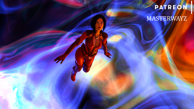 Yuki Matsura - In Flight 4