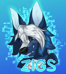 Zigs Badge