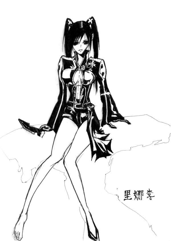Lena Lee by taowangus
