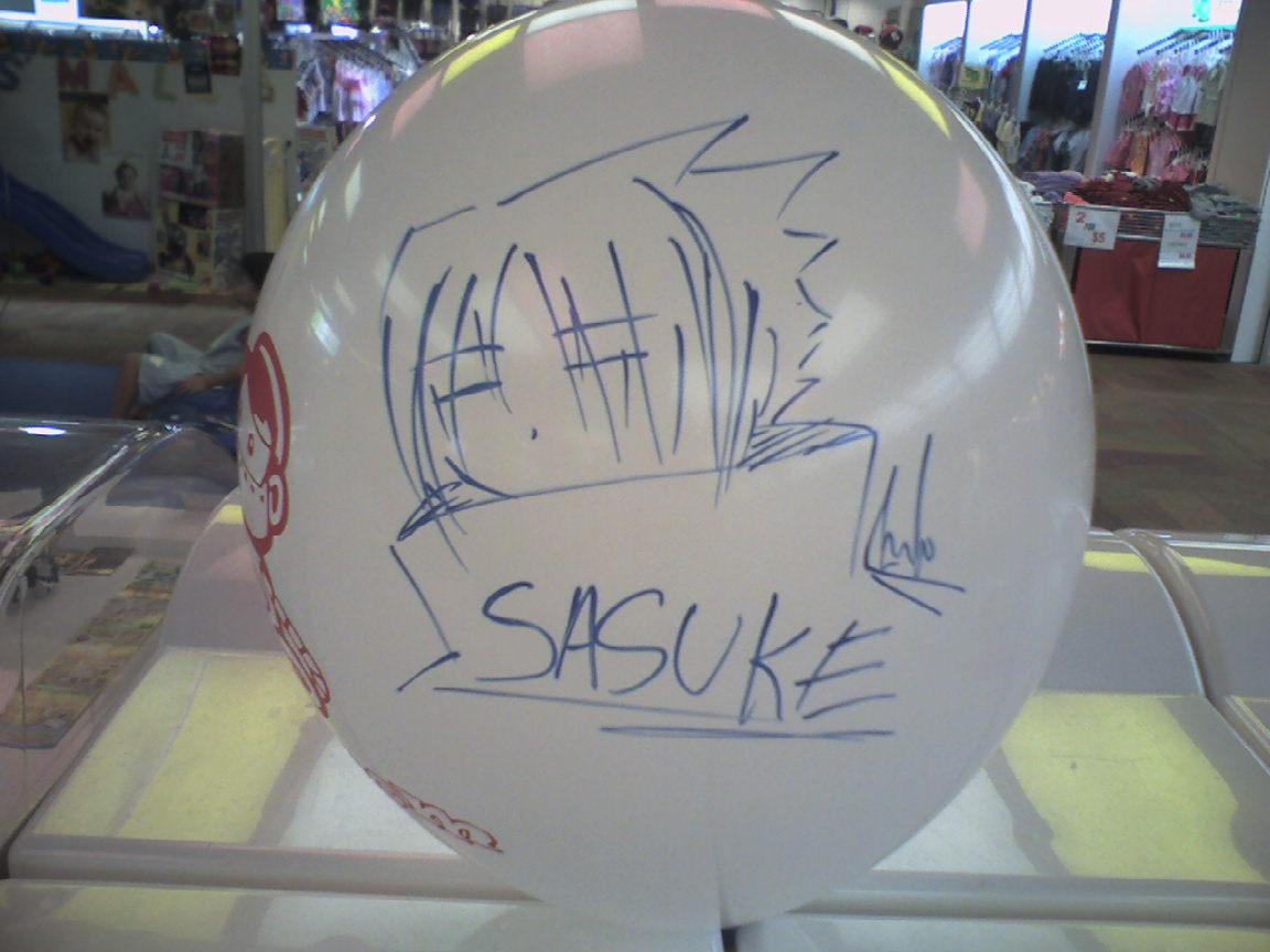 sasuke by taowangus