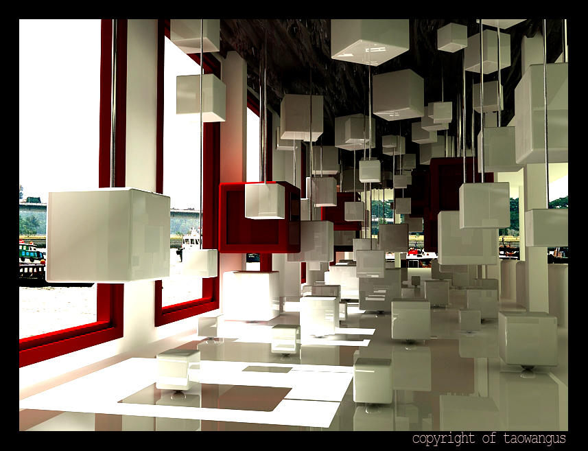 Rebel Cubes by taowangus