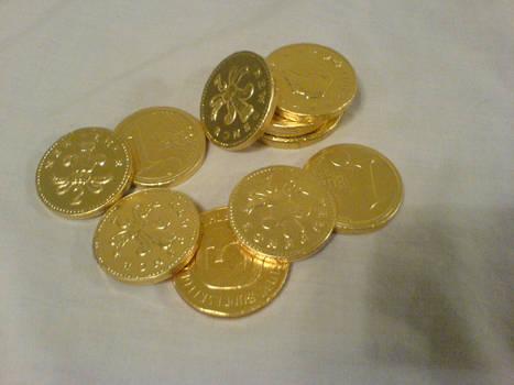 Coin Stock 001