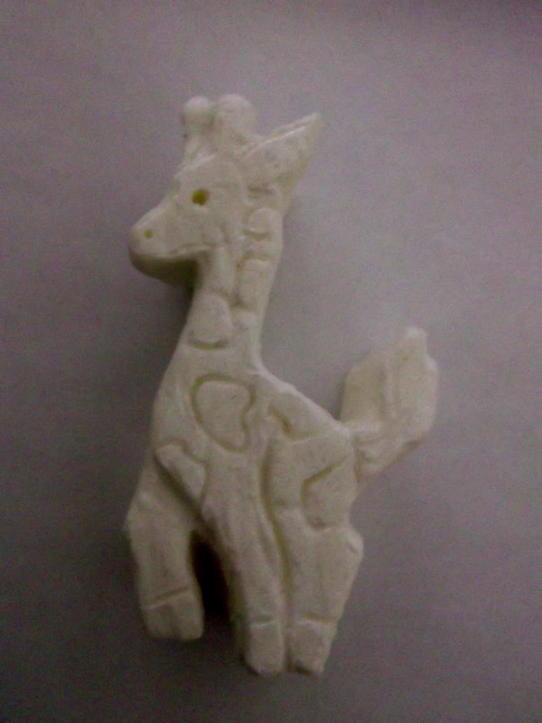 Soap carving animals