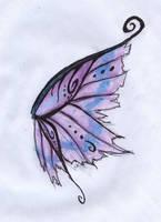 Fairy Wing by loves-tears