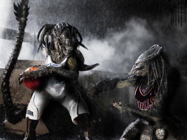 Alien Vs Predator By Bruno-sousa On DeviantArt