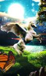 Pegasus Mystical Fantasy