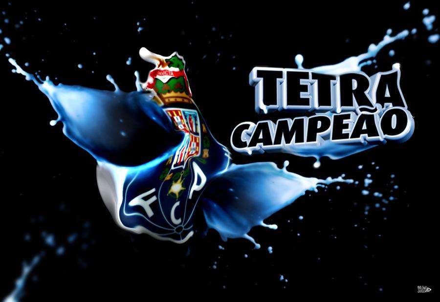 FC Porto Tetra Campeao By Bruno-sousa On DeviantArt