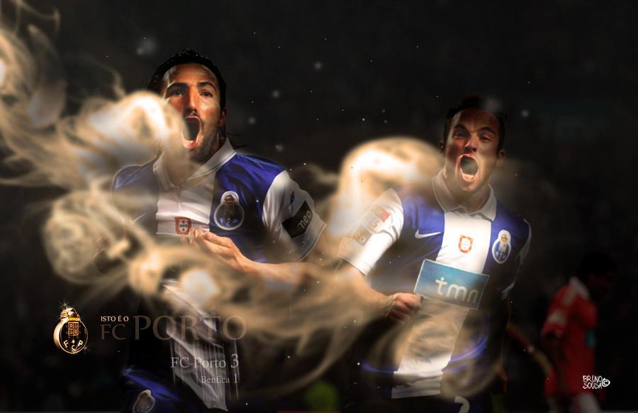 FC Porto Vs Sl Benfica By Bruno-sousa On DeviantArt