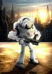 Buzz Lightyear Stormtrooper