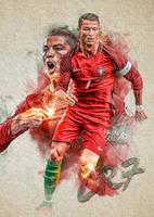 Cristiano Ronaldo - Portugal