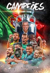 Portugal - UEFA European Champion 2016