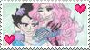 My Pinkageta stamp by SkyCircle777