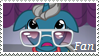 FashionPlate stamp by SkyCircle777