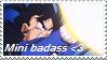 MiniBadassGohan stamp by SkyCircle777