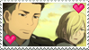OtaYuri stamp by SkyCircle777