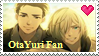 OtaYuri stamp 2 by SkyCircle777