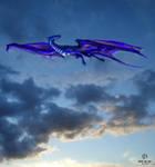 Nightfall rising by pluto-my-way