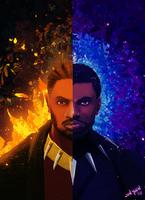 Black Panther by jonyuen