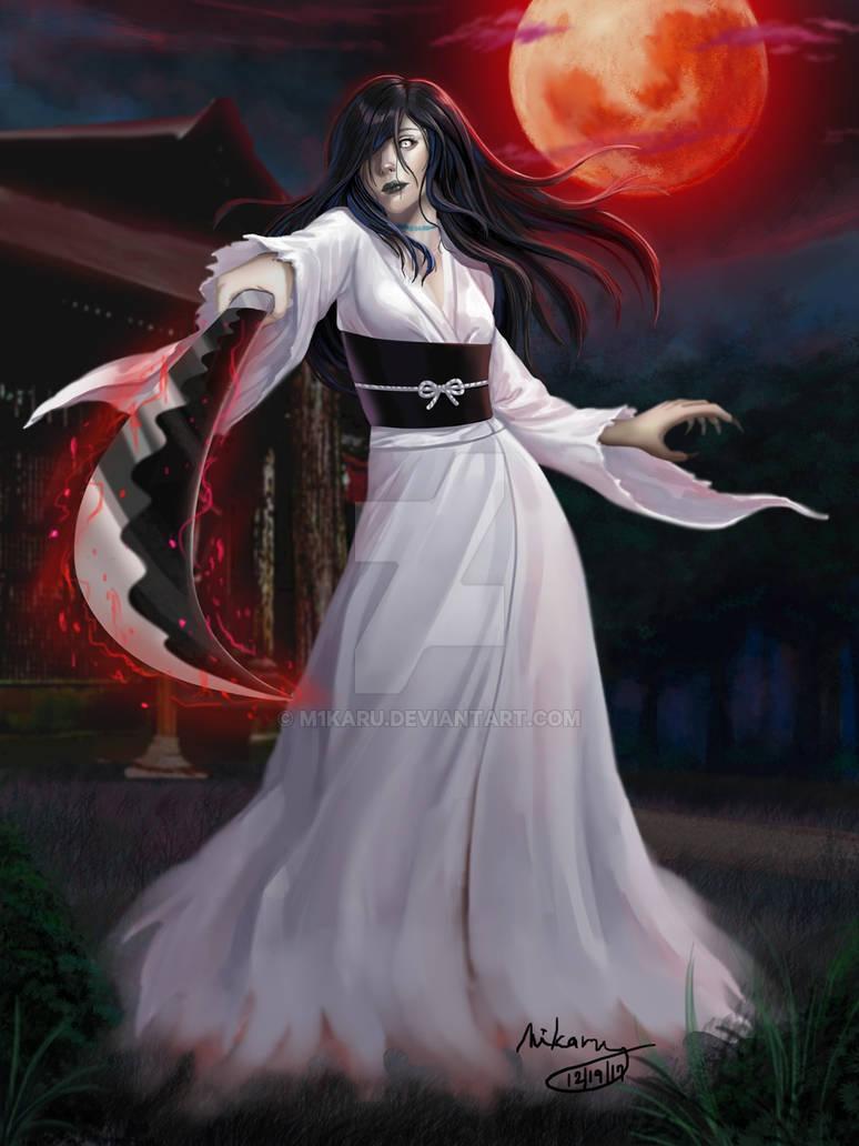 Shikabane: A commission from Wynterhawke07