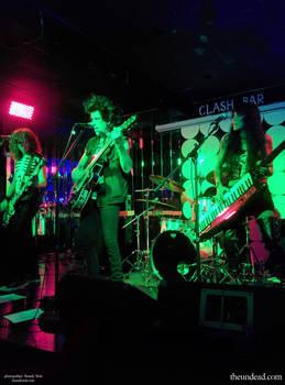The Undead @ Clash Bar 8/22/15