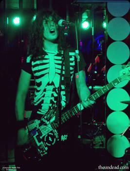 The Undead @ Clash Bar 8/22/15 - Paul Mauled