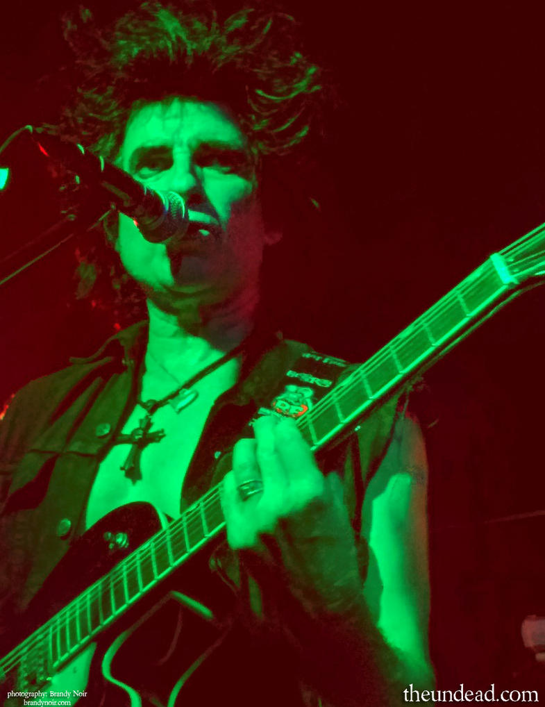 The Undead @ Clash Bar 8/22/15 - Bobby Steele by sinisterkiss
