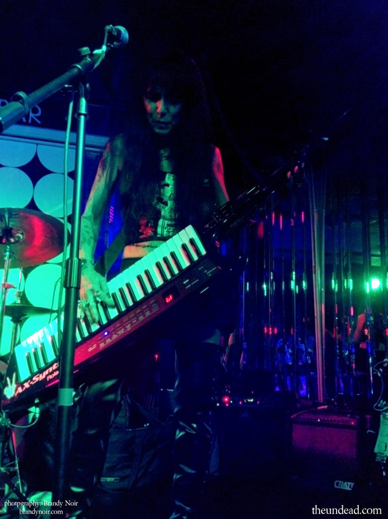 The Undead @ Clash Bar 8/22/15 - Diana Steele by sinisterkiss