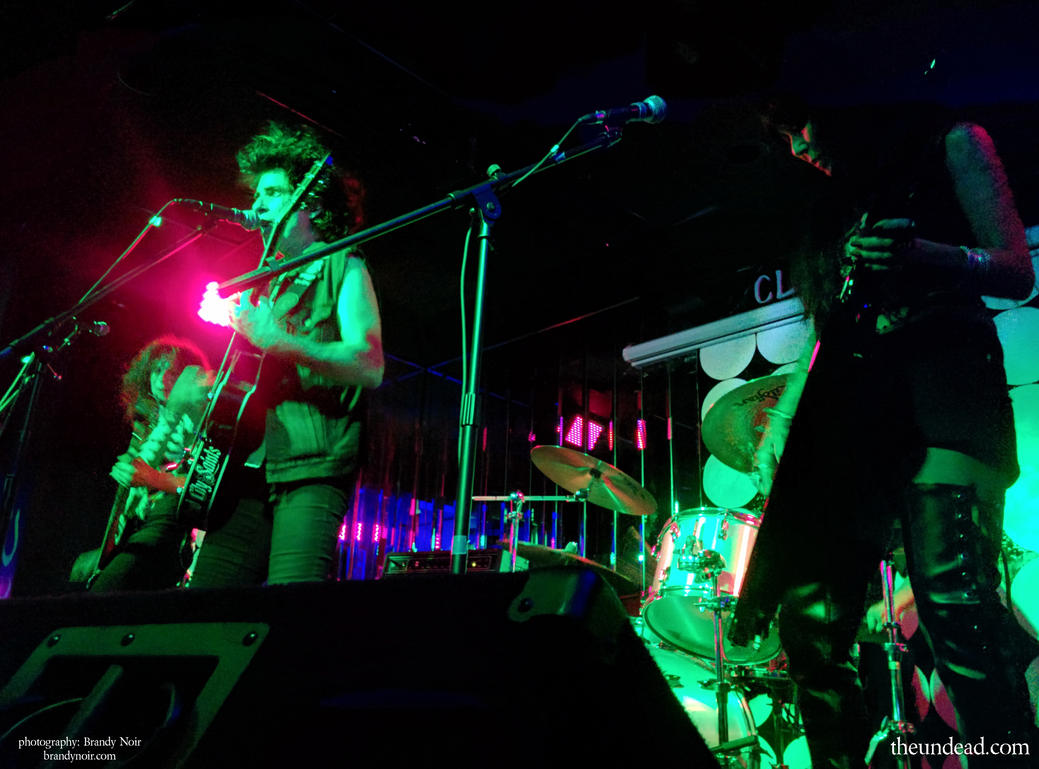 The Undead @ Clash Bar 8/22/15 II by sinisterkiss