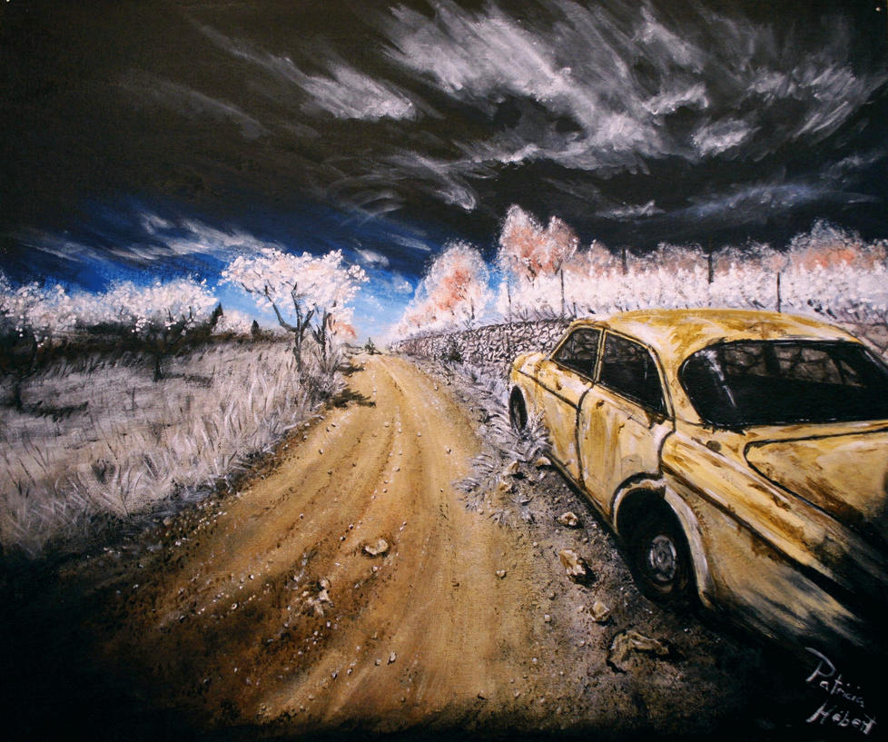 Off road - my painting version by Hypholia