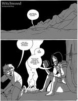 Witchwood page 1 by blackshirtboy