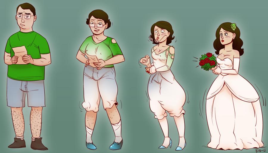 Tg Wedding Fairy Tale Deviantart – Dibujos Para Colorear