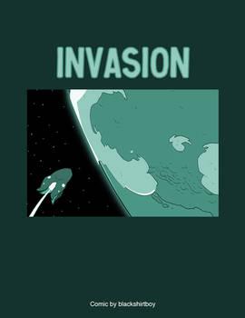 INVASION (full comic)