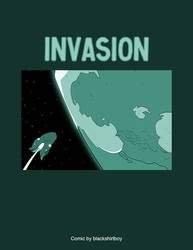 INVASION (full comic) by blackshirtboy