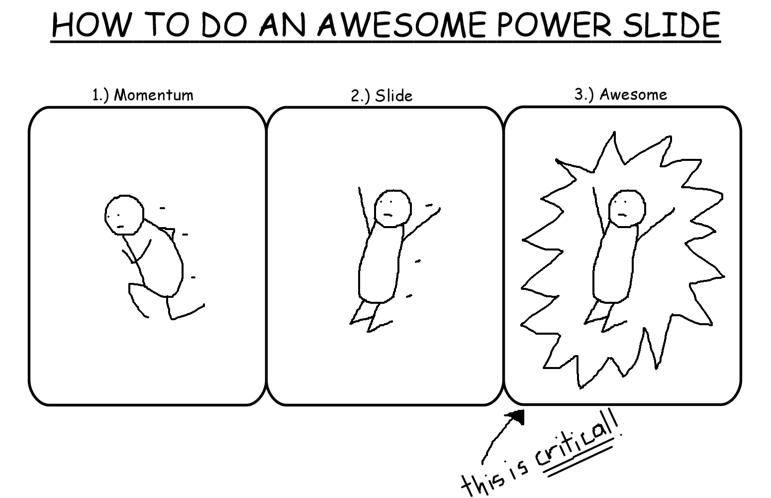how to power slide by lordw007 on deviantart