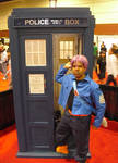 Trunks And The TARDIS