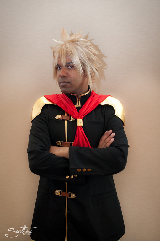 Type-0 Cloud Strife by R-Legend