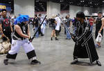 Black Star vs. Kirito