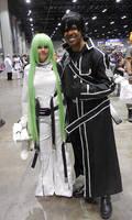 CC and Kirito