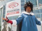 Menma Invades WonderCon