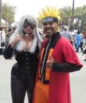 Black Cat and Naruto