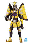 Commission: Tyrant King Ranger