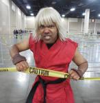 Caution: Violent Ken Is Violent by R-Legend