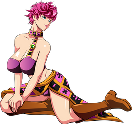 Commission: Trish Una