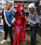 Quicksilvers and Scarlet Witch