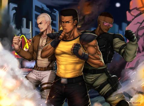 Commission: The Survivors