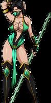 Commission: Jade II