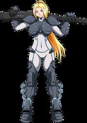 Commission: Nova Terra