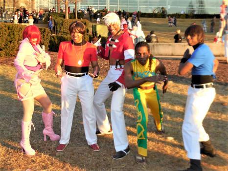 King Of Fighters X Tekken
