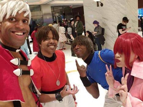 New Faces Team Selfie II